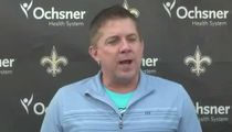 Sean Payton Got Over Saints Loss With 3 Days Of Ice Cream And Netflix