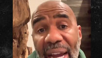 Steve Harvey Shows Strong Support for Jussie Smollett, Focuses on Racism