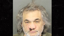 Artie Lange Back in Jail After Court Hearing, Takes Bloody Nose Mug Shot