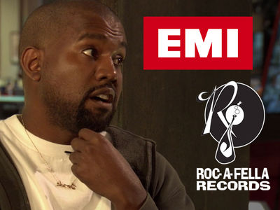Kanye West Says EMI Contract is 'Servitude' and 'Wants to Be Set Free'