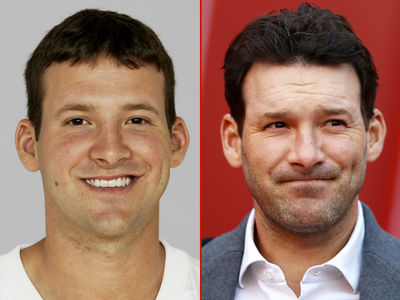 Tony Romo -- Good Genes or Good Docs?!