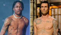 Adam Levine vs. Travis Scott -- Who'd You Rather (Halftime Edition)