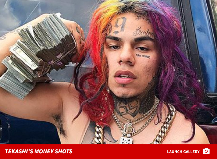 Tekashi 6ix9ine Pleads Guilty To 9 Counts, Snitches On