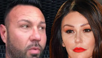 JWoww's Estranged Husband Roger Mathews Wants a Truce for the Kids