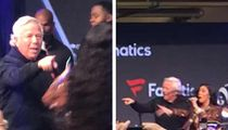 Cardi B Dances With Robert Kraft at Super Bowl Party, Meek Mill Approves