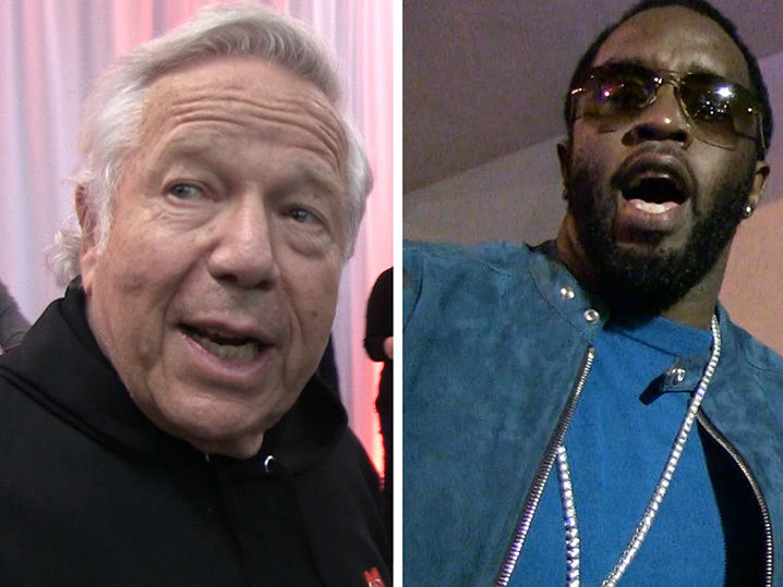 Bob Kraft Really Hopes Diddy Will Be NFL Owner