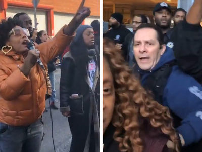 'L&HH' Star Yandy Pepper Sprayed Protesting NYC Prison Conditions