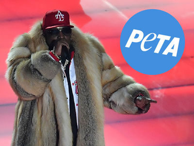 PETA Wants Big Boi to Donate Fur Coat from SB Halftime Show and Go Faux