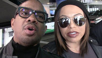 Duane Martin Ignores Tisha Campbell Abuse Claims, Takes Shot at Parenting Skills