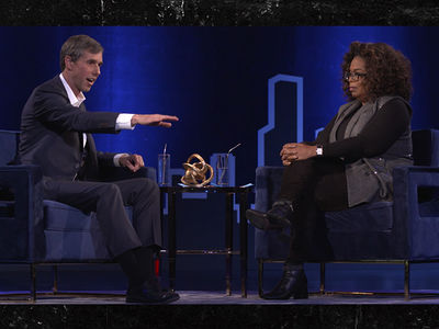 Beto O'Rourke Tells Oprah He'll Make Decision On 2020 Bid By Month's End