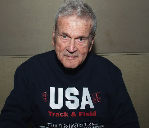 Don Murray -- now 89 years old -- was recently photographed looking patriotic.