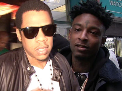 Jay-Z Calls 21 Savage Arrest a 'Travesty,' Roc Nation Hires Him Legal Help
