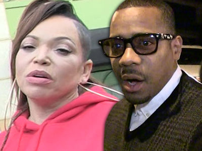 Tisha Campbell Says Duane Martin Shouldn't Get Joint Custody