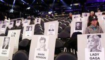 Grammys Seating Lady Gaga and Katy Perry Up Front, BTS Next to Everyone