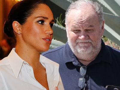 Thomas Markle Calling 'Bulls***' on Claims He Hasn't Tried to Call Meghan