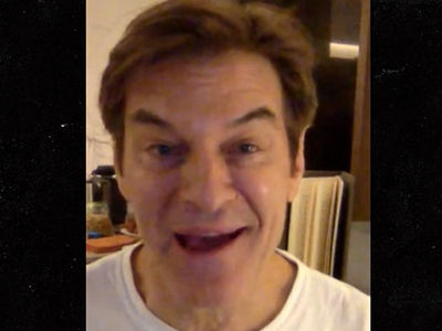 Dr. Oz Ready for NBA's Celeb All-Star Game, Offers 2 Chainz Advice