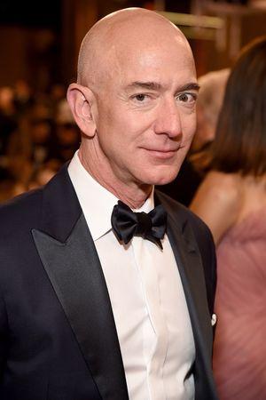 Jeff Bezos -- Through The Years