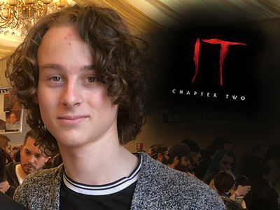 'It' Teen Star Wyatt Oleff Gets Huge Payday for Sequel