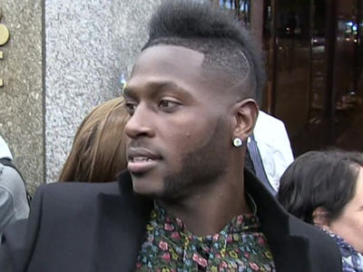Antonio Brown Guilty Of Reckless Driving in 100 MPH Porsche Incident