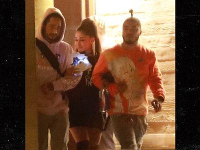 Ariana Grande All Smiles as 'Thank U, Next' Album Drops