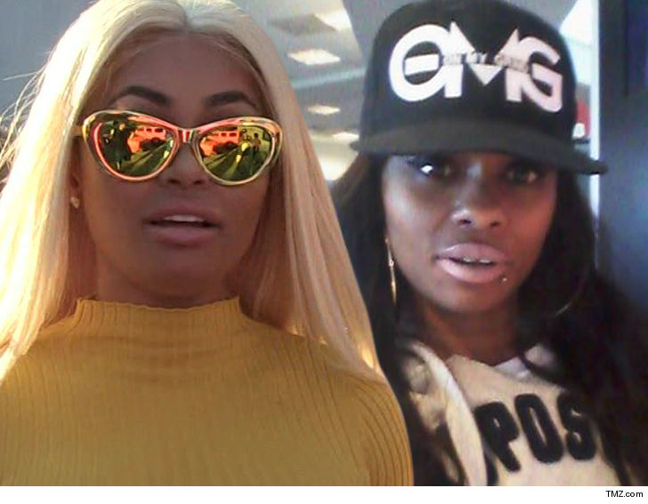 Blac Chyna Rips Mom Over Dream ... WTF Does She Know?!?