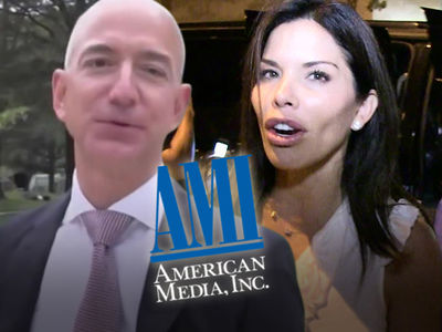 American Media Will Investigate Jeff Bezos' Extortion Claims Over Risque Pics