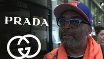 Spike Lee Boycotting Gucci and Prada Over 'Blackface Hateful Imagery'
