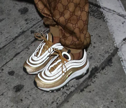 Guess the celebrity sneakers!
