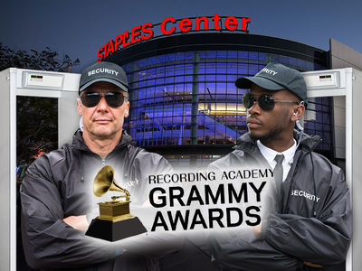 Grammys Spending Extra to Beef Up Security, Metal Detectors Required