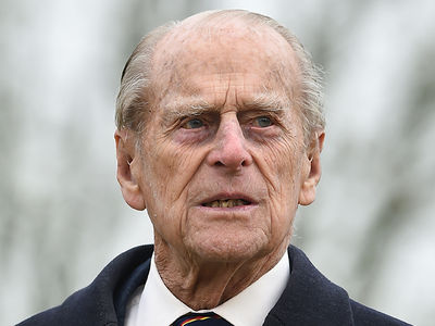 Prince Philip Voluntarily Gives Up Driver's License Following Car Crash