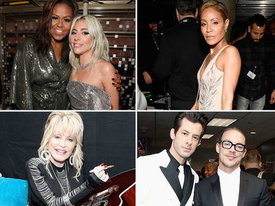 2019 Grammys Had All the Glitz & Glamour Behind the Scenes
