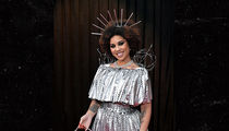 Singer Joy Villa Dresses as Barbed Wire Trump Wall at Grammys