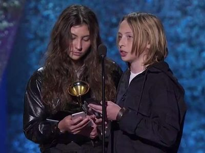 Chris Cornell's Kids Accept Posthumous Grammy on Dad's Behalf