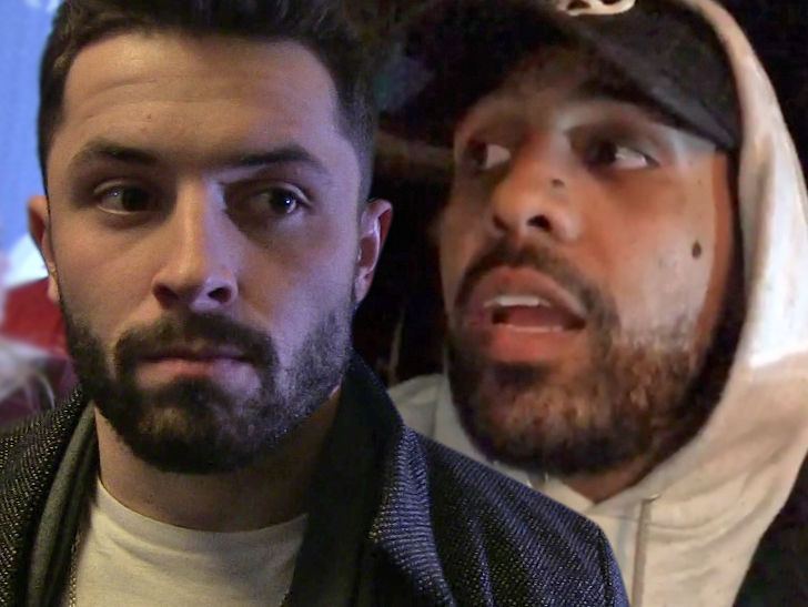 Baker Mayfield Goes Off On Arian Foster, 'I Respected You Before This'