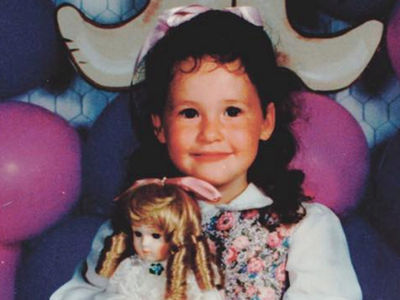 Guess Who This Dolled Up Darling Turned Into!