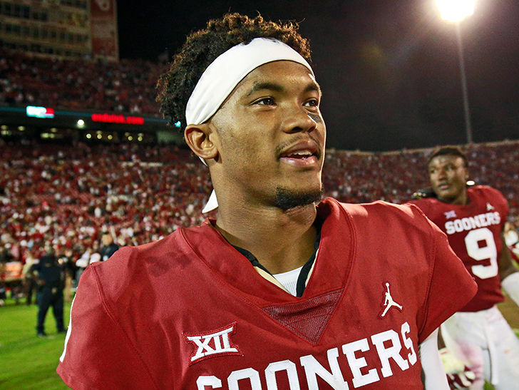 Kyler Murray Picks NFL Over MLB, 'I Was Raised to Play QB'