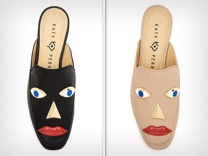 176b14060ddb Katy Perry  Blackface  Shoes Officially Pulled from Shelves