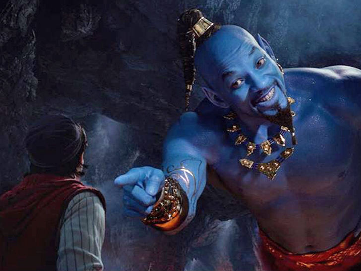 Will Smith Gets Scorched After 'Aladdin' Trailer's Released - TMZ