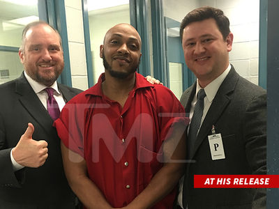 Mystikal Released from Prison After Posting Bond, Ready To Make Music