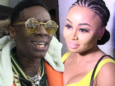 Soulja Boy and Blac Chyna Officially Dating After Sliding Into Instagram DMs
