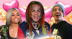 Tekashi 6ix9ine, Chyna & Lil Xan Release New Music for Pornhub's V-Day Album