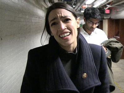 Alexandria Ocasio-Cortez Has No Problem With Sitting President Smoking Weed