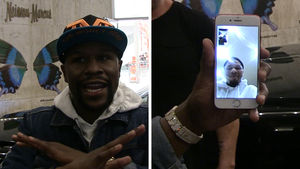 Floyd Mayweather to Ryan Garcia, 'Tank Davis Will F*ck You Up'