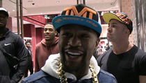 Floyd Mayweather Drops Fortune at Gucci, Rips Blackface Boycott