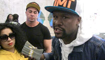Floyd Mayweather Gunning to Sign Zion Williamson to The Money Team