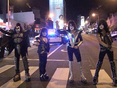 KISS Continues Farewell Tour With Historic Show on Sunset Strip