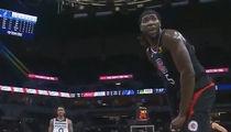 NBA's Montrezl Harrell Blasts Fan Again, 'Shut The F*ck Up!'