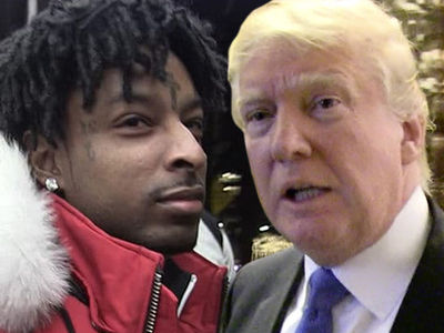 21 Savage May Be Deported Because of Donald Trump