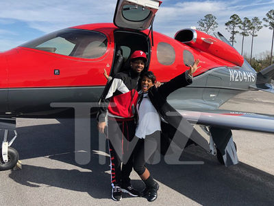 21 Savage Released from ICE Detention, Hops on Private Jet Back to ATL