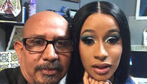 Cardi B Gets Lip Pierced for $25 By Artist Who Didn't Even Recognize Her
